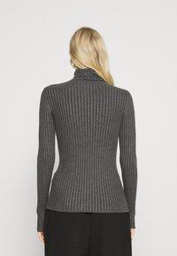 Soyaconcept - DOLLIE - Pullover - dark grey melange - 2
