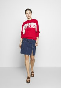 See by Chloé - Hoodie - white/red - 1