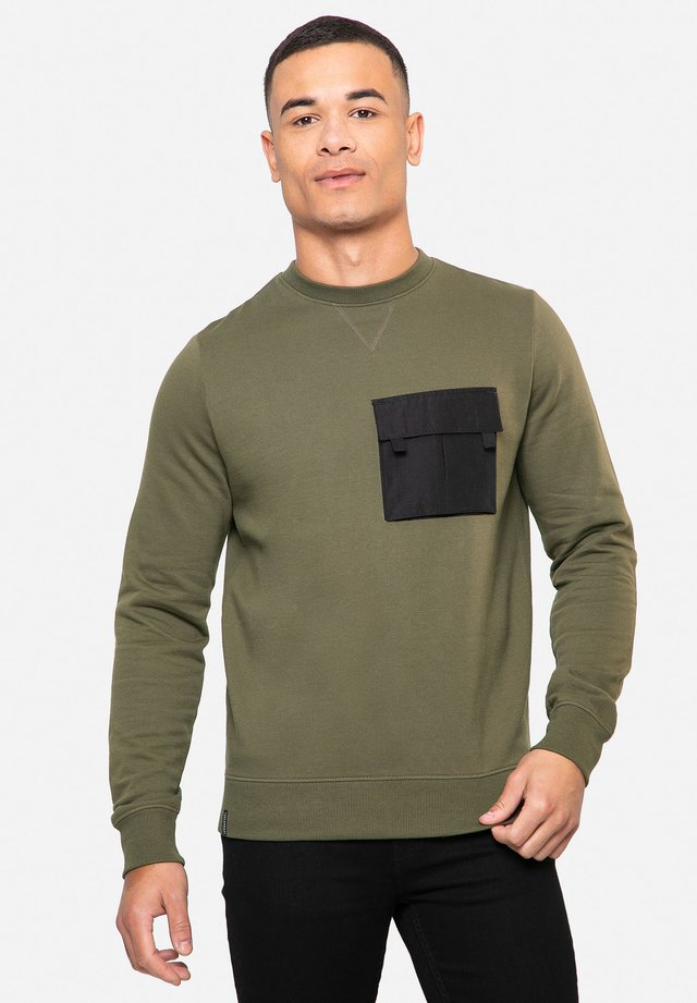 FIN - Sweater - khaki