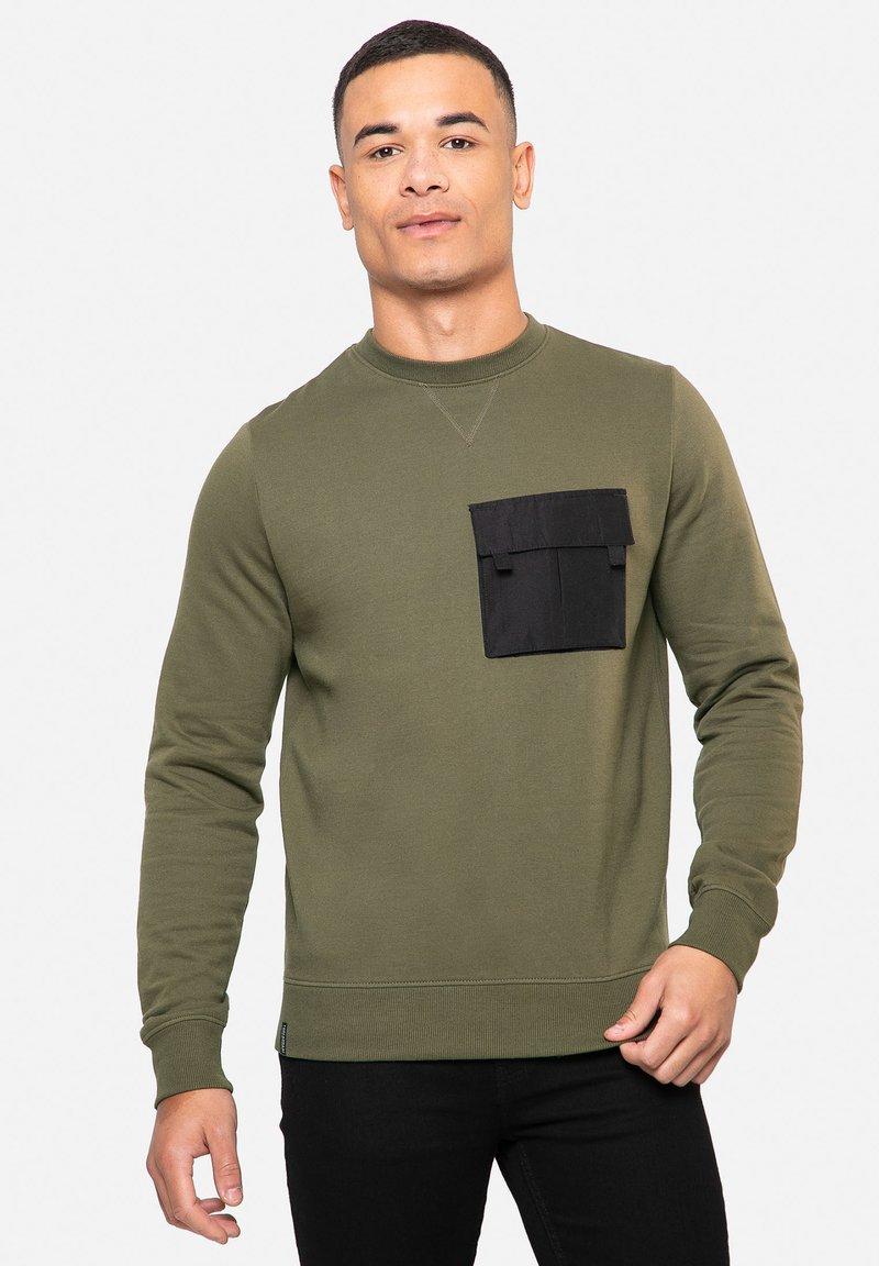 Threadbare - FIN - Sweatshirt - khaki