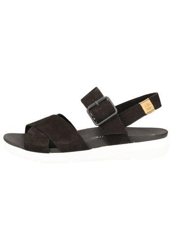 TIMBERLAND SANDALEN - Sandals - black 0151
