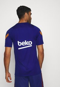 Nike Performance - FC BARCELONA - Club wear - deep royal blue/amarillo - 2