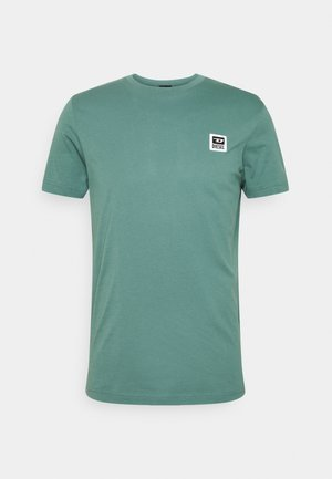 T-DIEGOS-K30 - Basic T-shirt - turquise