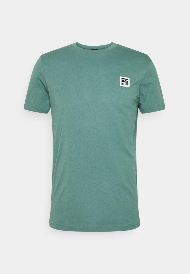 T-DIEGOS-K30 T-SHIRT - Camiseta básica - turquise