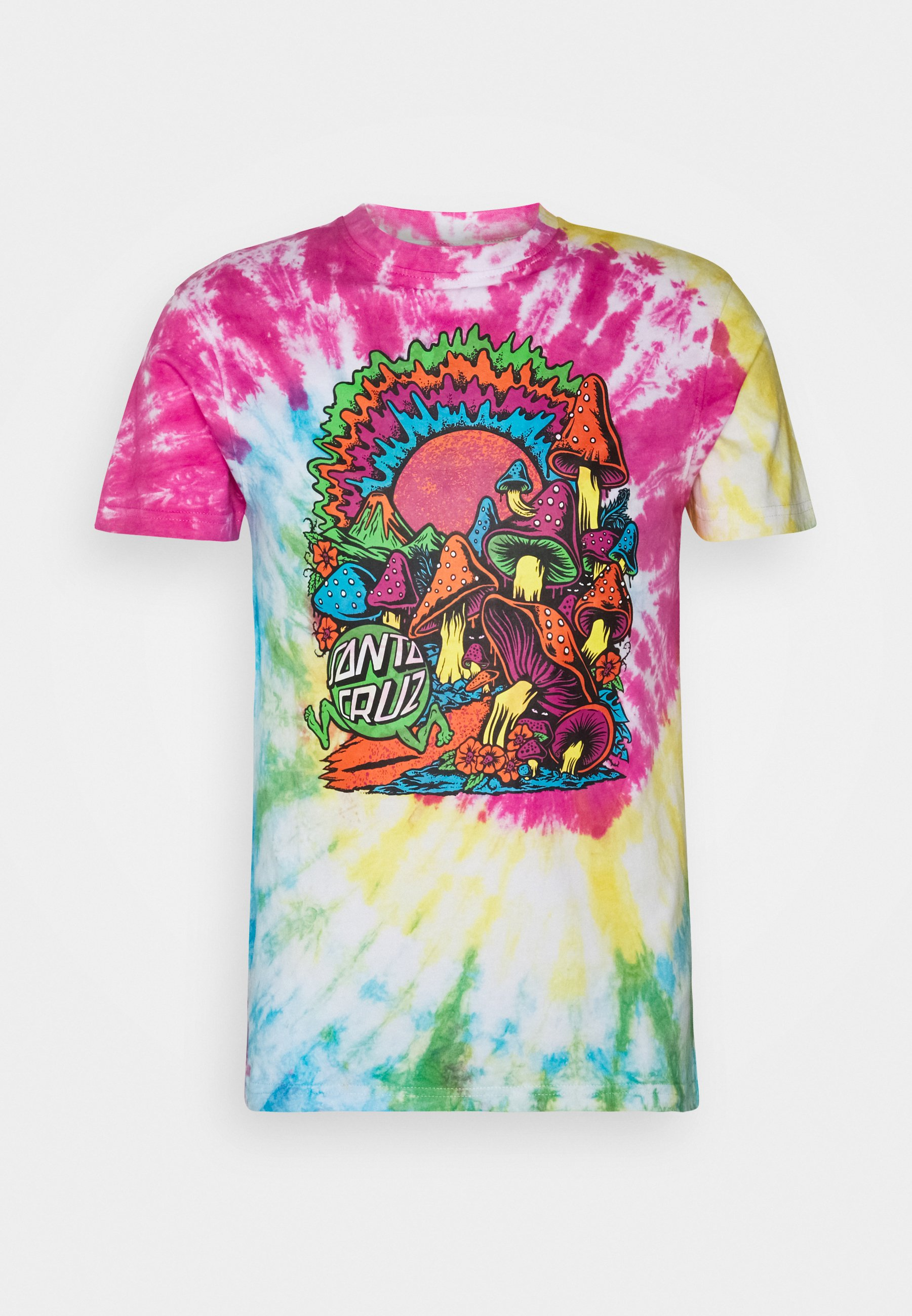 Men TOXIC WASTELAND UNISEX  - Print T-shirt