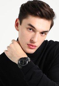 Armani Exchange Connected - Smartwatch - glänzend/gebürstet/ schwarz - 0