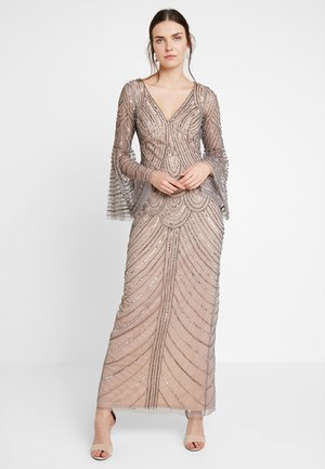 Occasion wear - mercury/nude