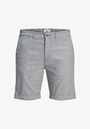 JJILINEN JJCHINO - Shorts - grey