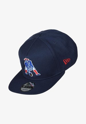 NFL CHARCATER PIN NEW ENGLAND PATRIOTS - Cap - blau