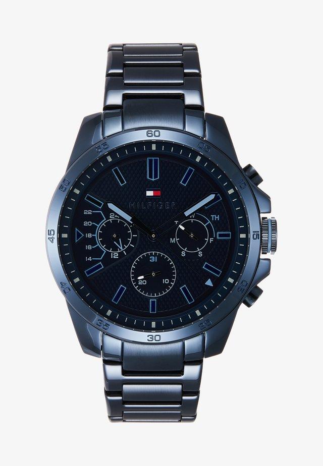 Horloge - blue