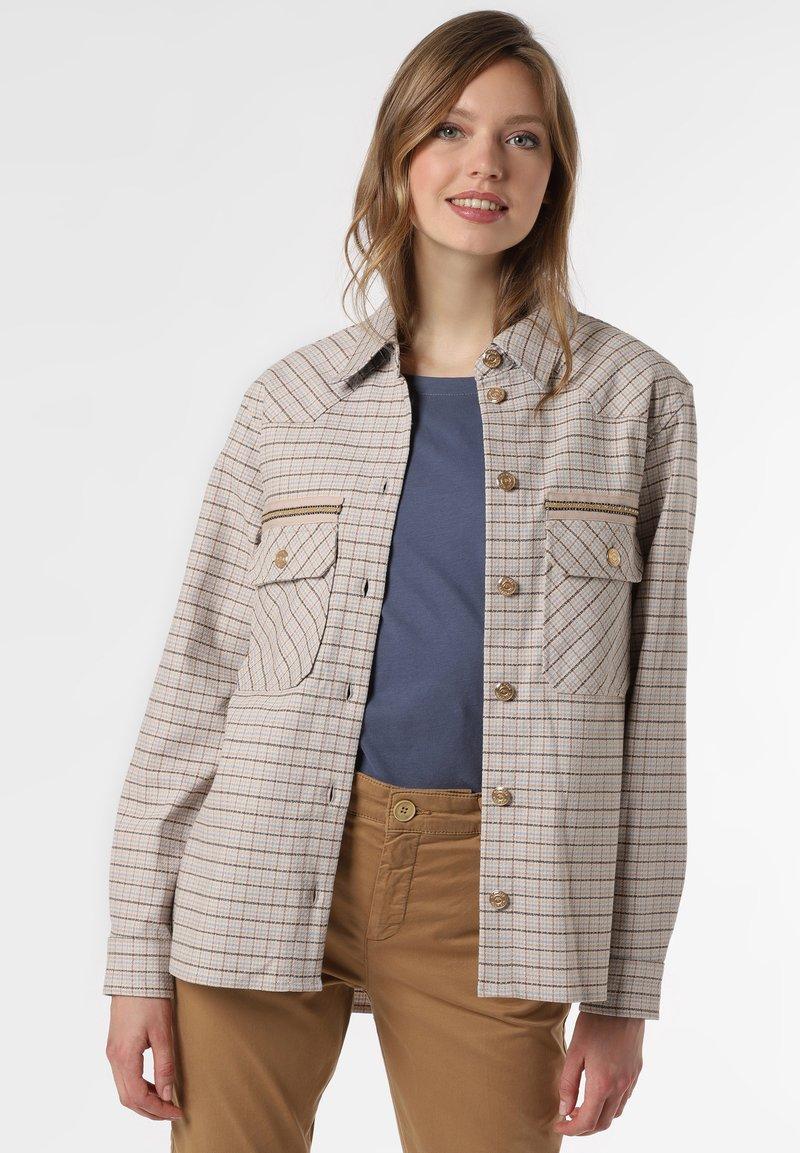 Mos Mosh - HARPER - Summer jacket - beige