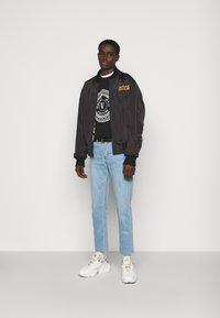 Versace Jeans Couture - FELPA  - Felpa - black - 1