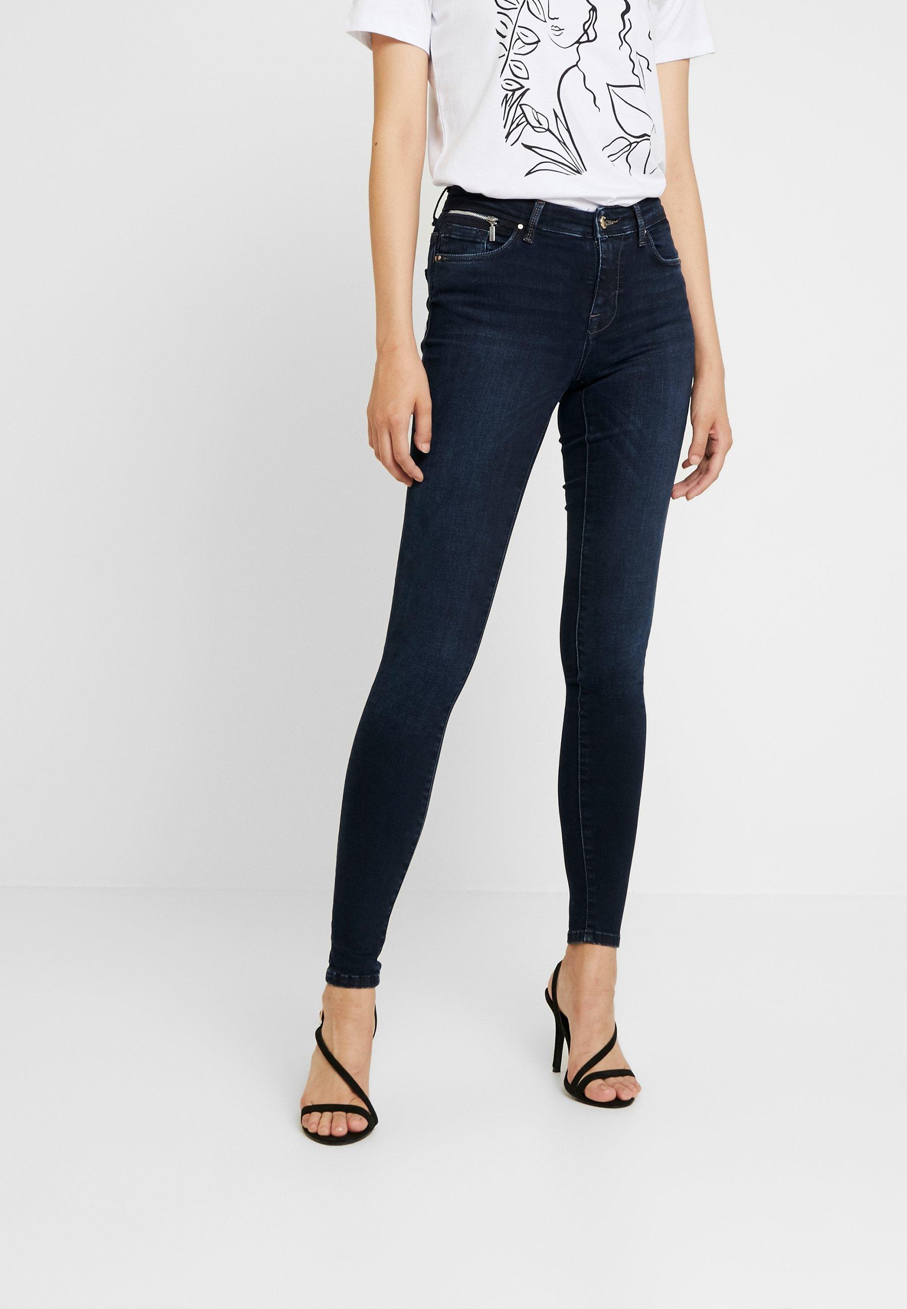Damen ONLISA - Jeans Skinny Fit