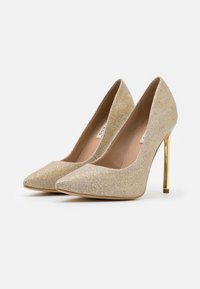 Guess - EDMA - Zapatos altos - gold - 2