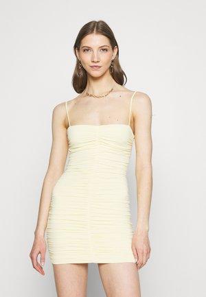 ISLA MINI DRESS - Etuikjole - butter