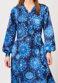 Dea Kudibal - BERTHA - Jersey dress - kaleidoscope blue - 0