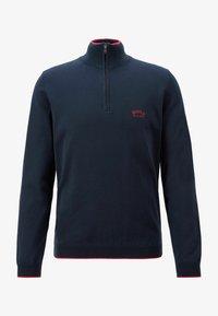BOSS - ZISTON - Sweatshirt - dark blue - 3