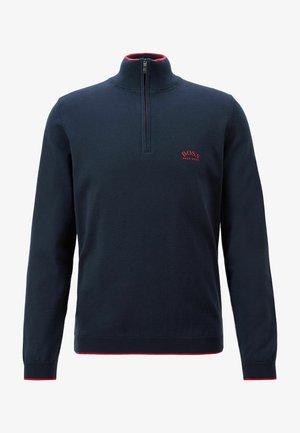 ZISTON - Sweatshirt - dark blue
