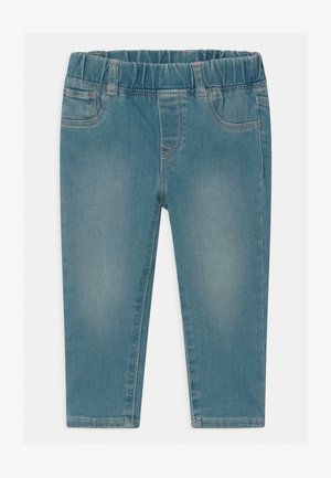 LIGHT - Slim fit jeans - light-blue denim