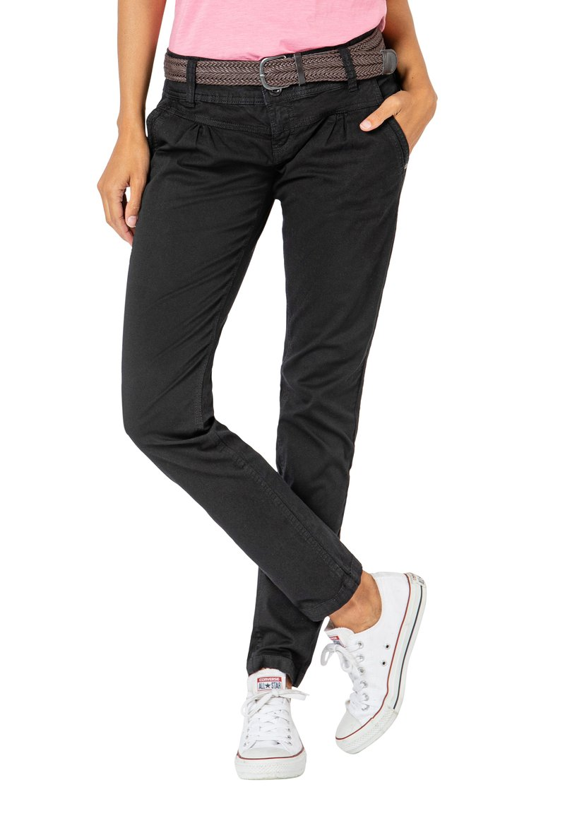 Urban Surface - Chinos - black