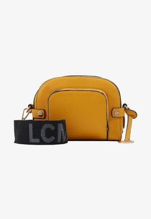 FARHILDE - Bum bag - yellow