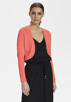 ASTRID  - Cardigan - living coral