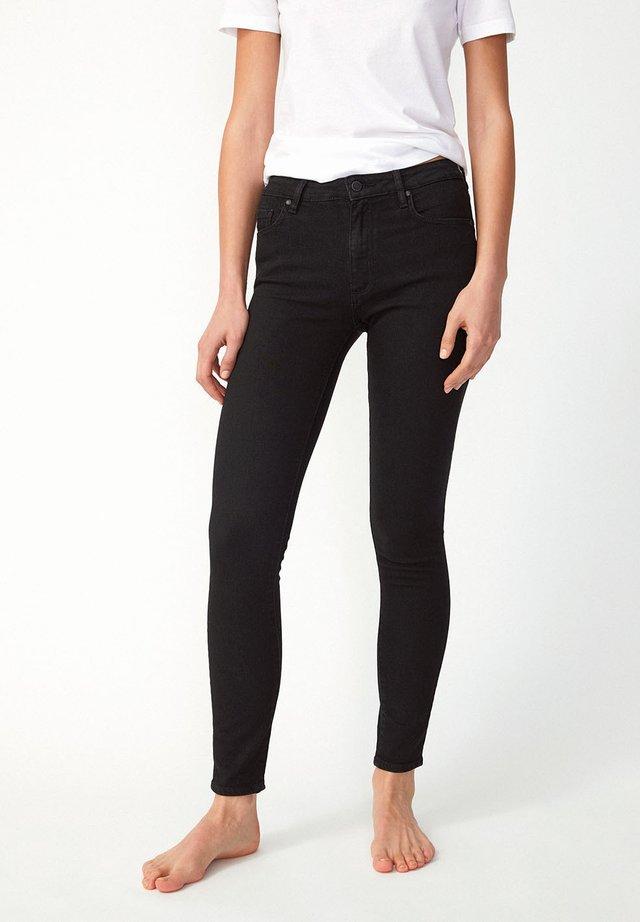 TILLAA X STRETCH - Jeans Skinny Fit - black night