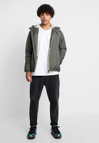 K-Way - UNISEX CLAUDE ORESETTO - Light jacket - dark green - 1