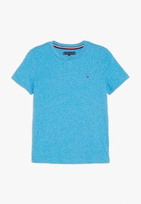 Tommy Hilfiger - ESSENTIAL JASPE TEE - T-shirt basique - blue - 0