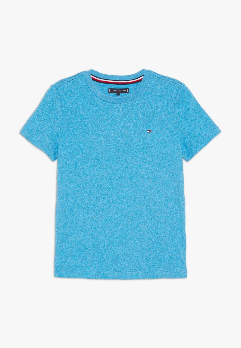 Tommy Hilfiger - ESSENTIAL JASPE TEE - T-shirt basique - blue