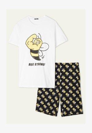 Pyjama set - bianco st.bee strong