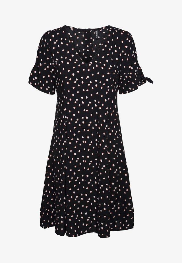 FLEUR - Robe d'été - black pr