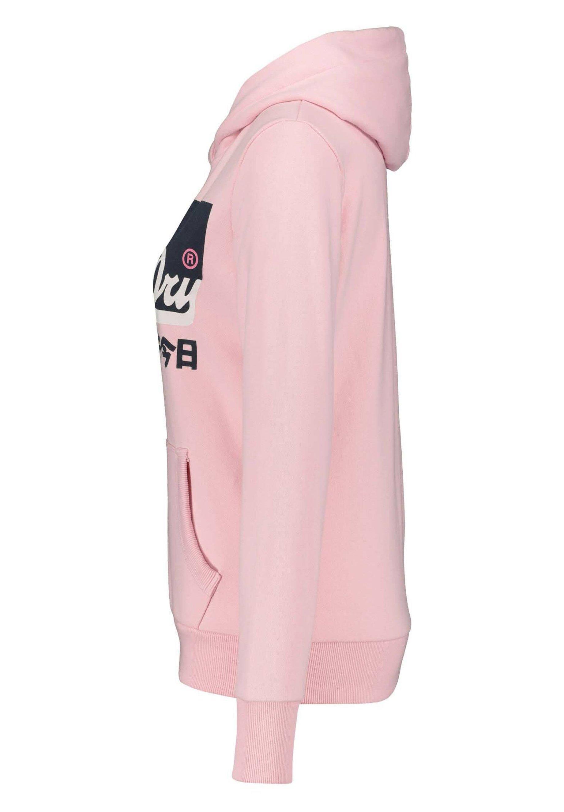 Superdry Hoodie hot pink Zalando.nl