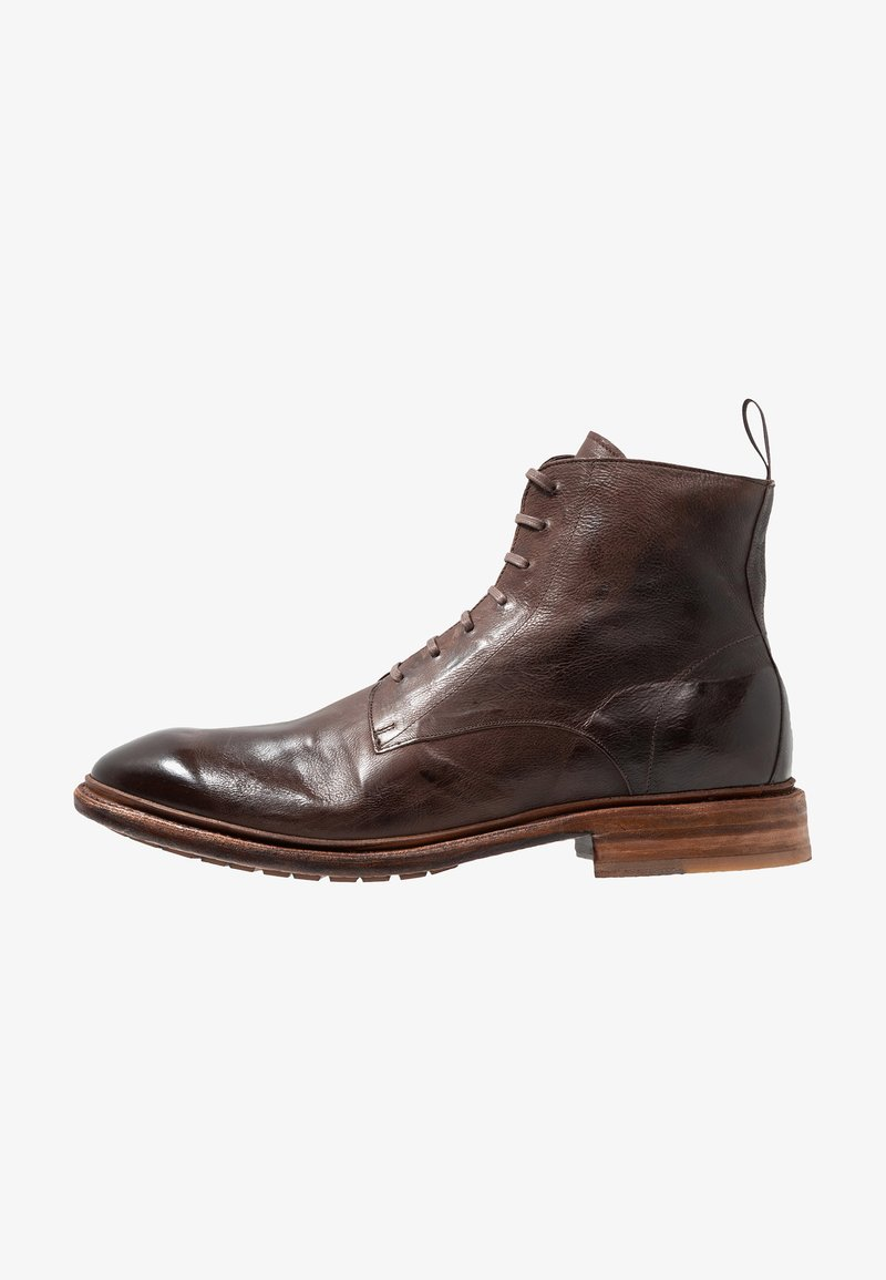 Cordwainer - Lace-up ankle boots - dark brown