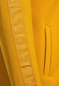 Street One - Zip-up sweatshirt - gelb - 4