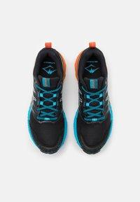 ASICS - GEL-TRABUCO 9 - Zapatillas de trail running - black/white - 3