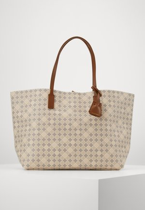 ABIGAIL - Shopping bag - wood