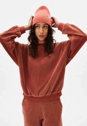 ANDAA - Sweater - copper glow