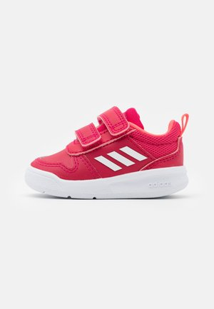 TENSAUR UNISEX - Walking trainers - power pink/footwear white/signal pink