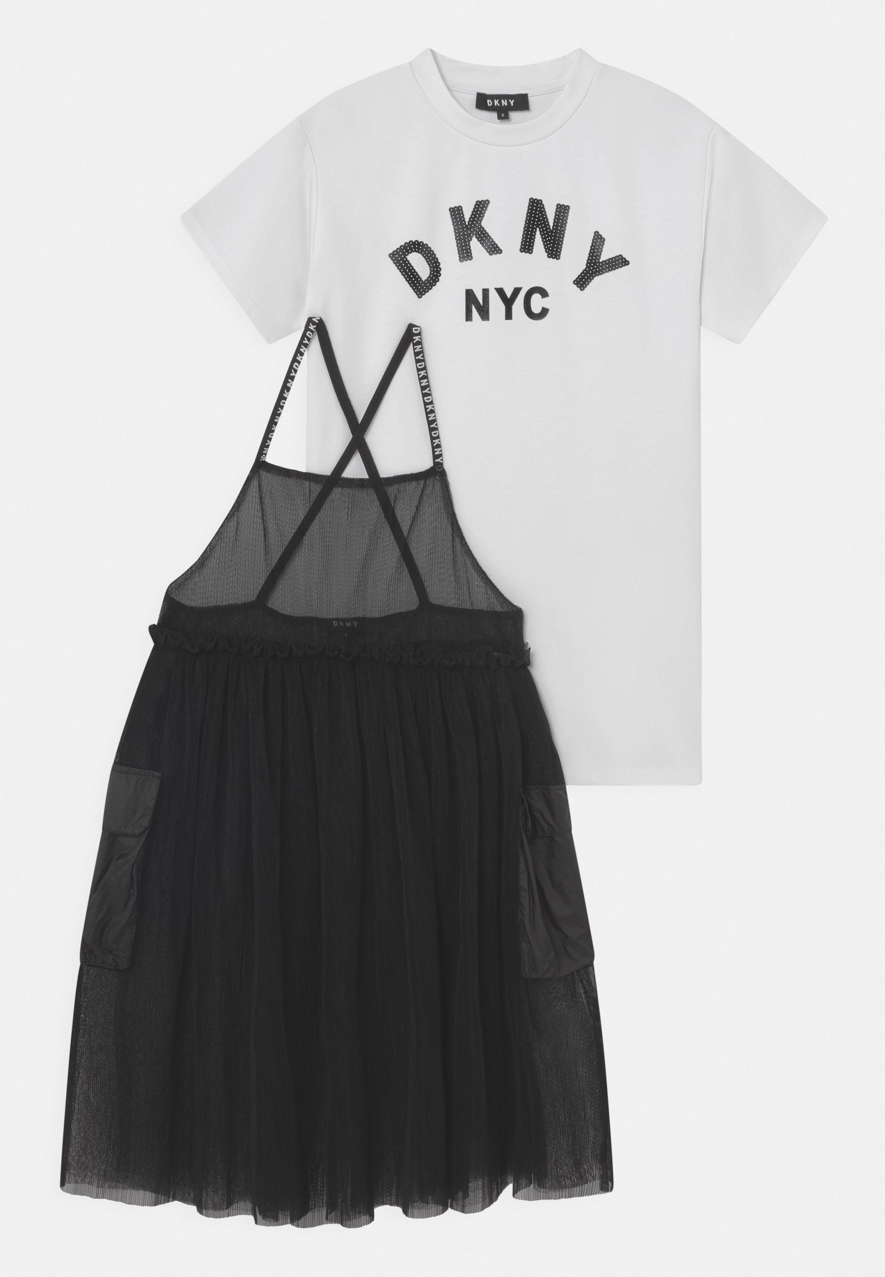 Kinder DRESS SET 2-IN-1 - Jerseykleid