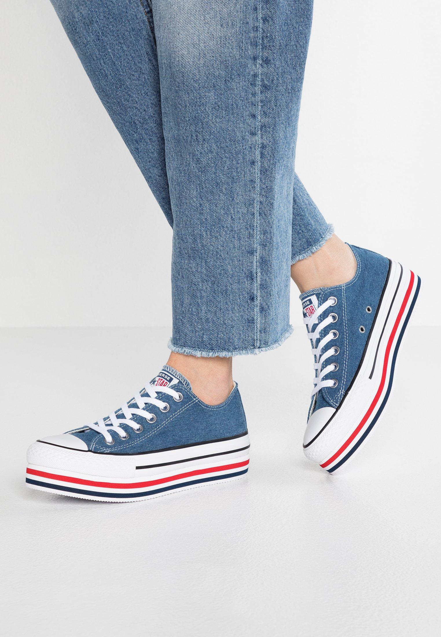 converse platform blu