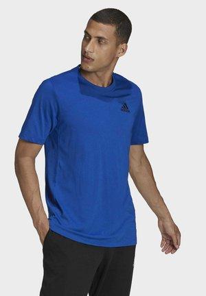 AEROREADY DESIGNED 2 MOVE  - T-shirts basic - blue