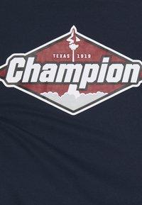 Champion - CREWNECK - Sweatshirt - dark blue - 6