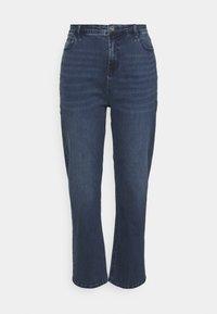 Zizzi - JAUSTYN - Slim fit jeans - blue denim - 3