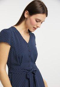 usha - Shirt dress - marine - 2