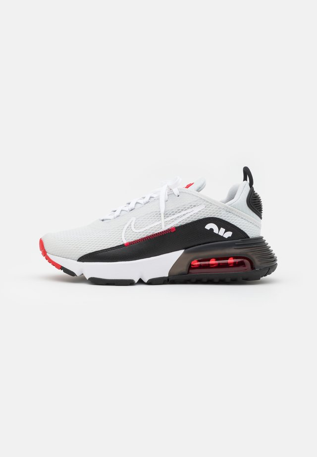AIR MAX 2090 UNISEX - Sneakers basse - photon dust/white/black/university red