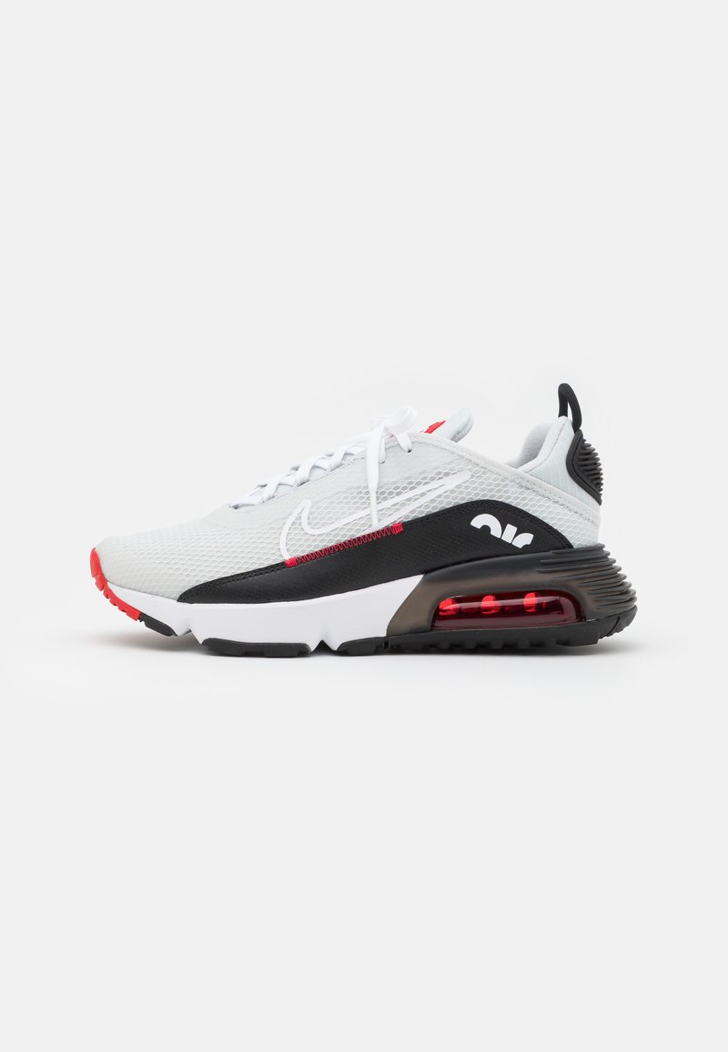 Nike Sportswear - AIR MAX 2090 UNISEX - Sneakers basse - photon dust/white/black/university red