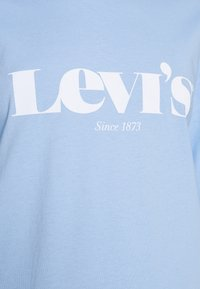 Levi's® - STANDARD FIT TEE - Long sleeved top - placid blue - 5