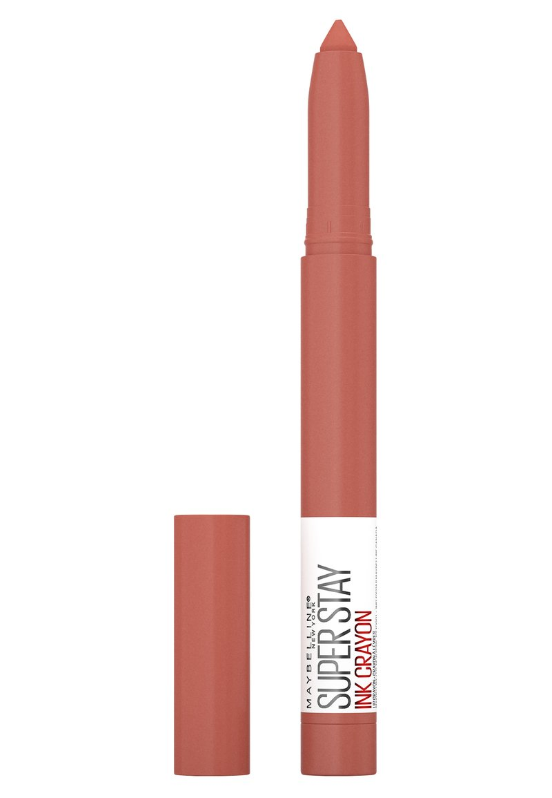 Maybelline New York - SUPER STAY INK CRAYON - Lipstick - 100 reach high