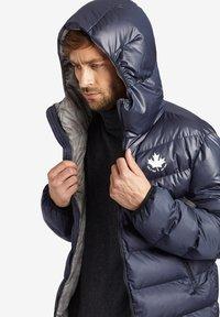khujo - MART - Winter jacket - dark blue - 5